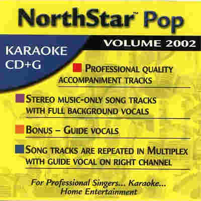 NorthStar Karaoke NSP2002 - Front - download song books at the Shack