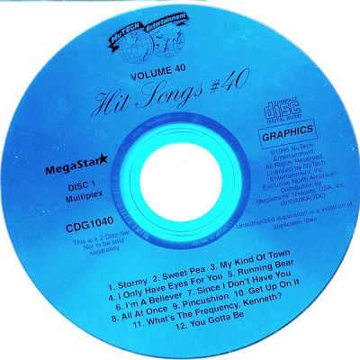 Nutech Karaoke NT040-1040 CD+G