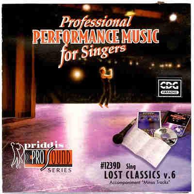 Priddis Karaoke PR1239 - Front CD+G