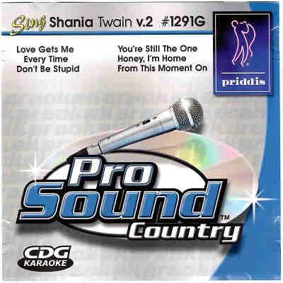 Priddis Karaoke PR1291 - Front CDG