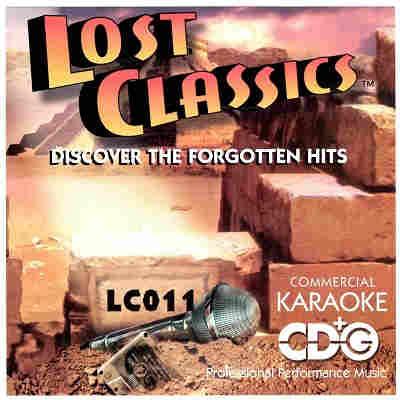 Priddis Lost Classics Karaoke LC11 - Front CD+G