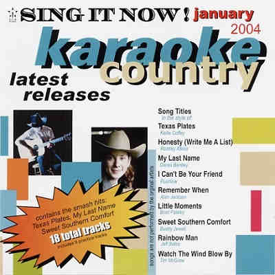 Sing It Now Karaoke - SINC0401 - Front - DJ & KJ song books