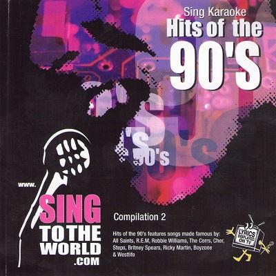 Sing To The World Karaoke STTW1007 - Front DJ & KJ song lists