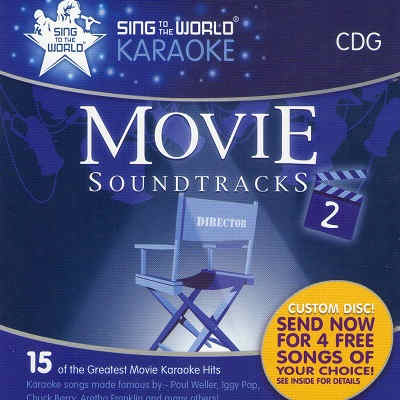 Sing To The World Karaoke STTW1250 - Front - DJ & KJ song books