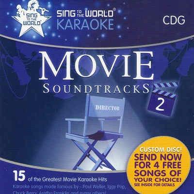 Sing To The World Karaoke STTW1250 - Front - DJ & KJ song books