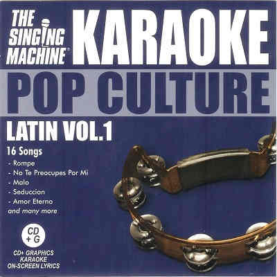 Singing Machine Karaoke SM3661 - Front - DJ & KJ song books and lists