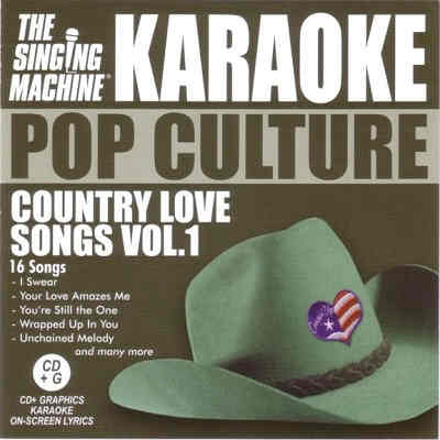 Singing Machine Karaoke SM3673 - Front - CDG