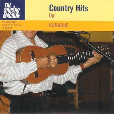 Singing Machine Karaoke SM7121 - Front CD+G