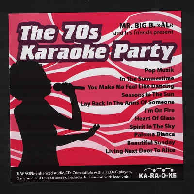 Sony-BMG Karaoke BMG6242 - Front - DJ & KJ song books and lists