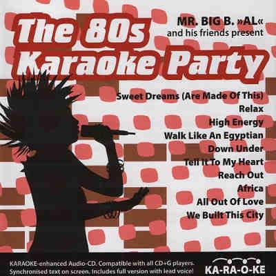 Sony-BMG Karaoke BMG6252 - Front - CDG