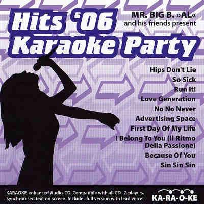 Sony-BMG Karaoke BMG6282 - Front - CD+G