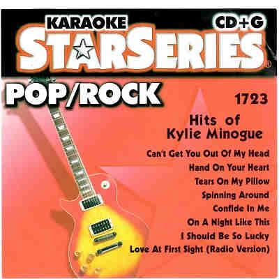 Sound Choice Karaoke SC1723 - Front - CDG