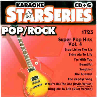 Sound Choice Karaoke SC1725 - Front CD+G