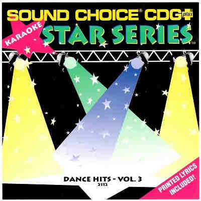 Sound Choice Karaoke SC2112 - Front - DK & KJ song books and lists