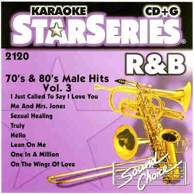 Sound Choice Karaoke SC2120 - Front - CDG