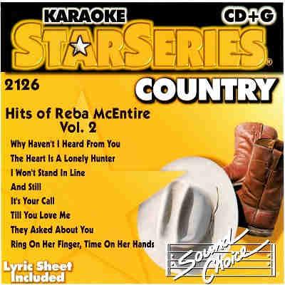 Sound Choice Karaoke SC2126 - Front - CD+G