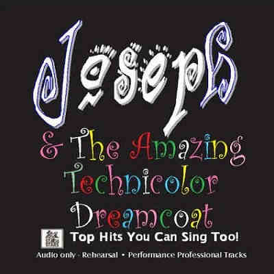 Stage Stars Karaoke Joseph And The Amazing Technicolor Dreamcoat CDG