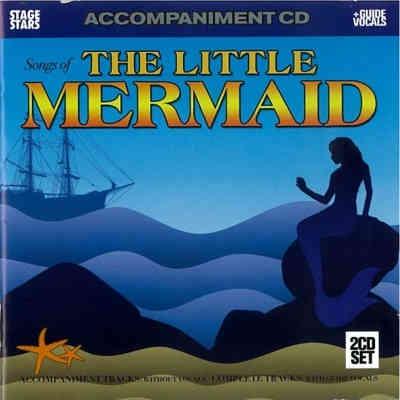 Stage Stars Karaoke STS0518 - Front - Little Mermaid CDG