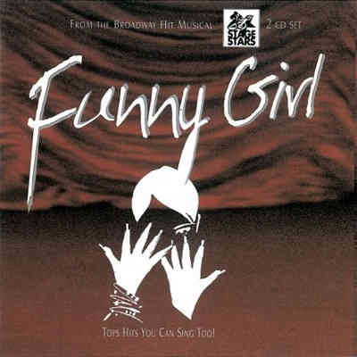 Stage Stars Karaoke STS6014 - Front - Funny Girl - CDG