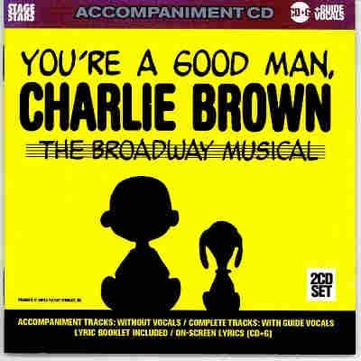 Stage Stars Karaoke STS6024 - Front - Charlie Brown