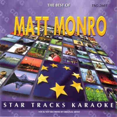Star Tracks Karaoke ST2601 - Front - CDG
