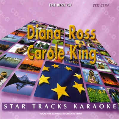 Star Tracks Karaoke ST2604 - Front CD+G