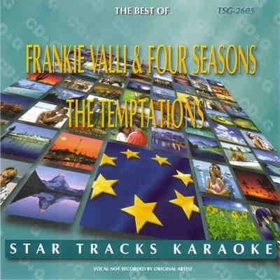 Star Tracks Karaoke ST2605 - Front - DJ & KJ song lists