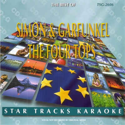 Star Tracks Karaoke ST2606 - Front CD+G