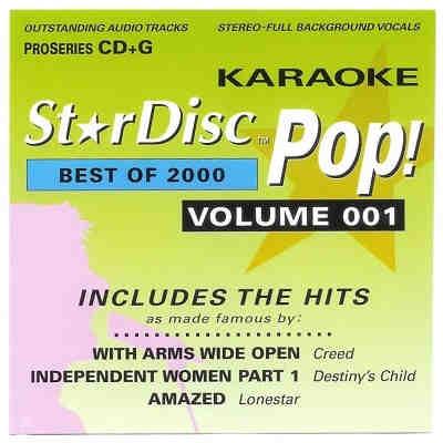 StarDisc Karaoke SD4001 - Front Star Disc CDG