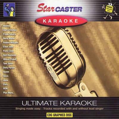 Starcaster Karaoke STARUK - Front - CDG