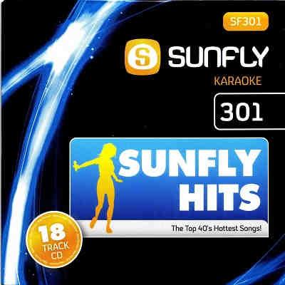 Sunfly Karaoke Disc SF301 - Front - KJ song books