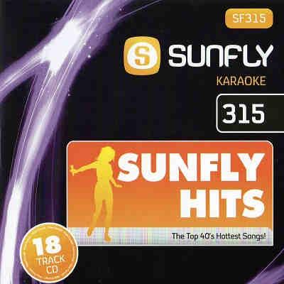 Sunfly Karaoke Disc SF315 - Front - CD+G