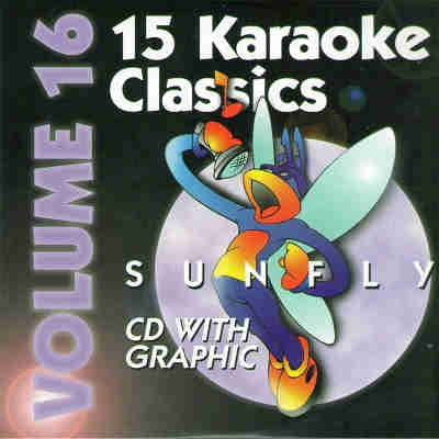 Sunfly Karaoke Discs | Hits - Most Wanted - Gold - World