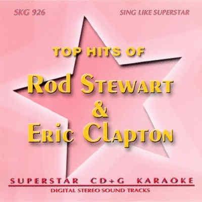 Superstar Karaoke SKG526 - Front CDG