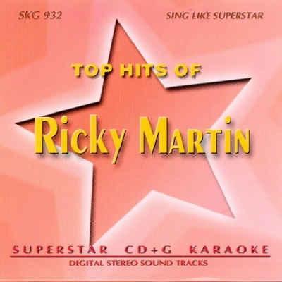 Superstar Karaoke SKG532 - Front CD+G