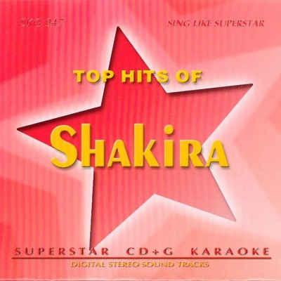 Superstar Karaoke SKG947 - Front CD+G