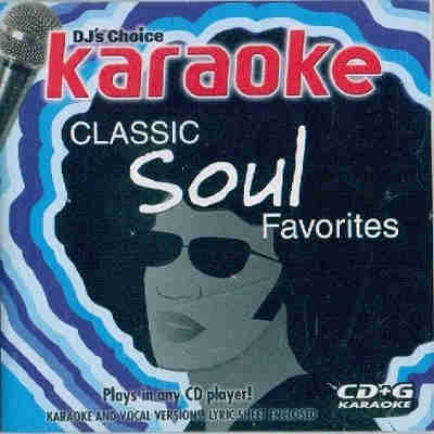 Turn Up The Music Karaoke TUTM1561-2 - Front Soul CDG
