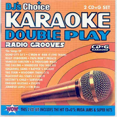 Turn Up The Music Karaoke TUTM1792-2 - Front CDG