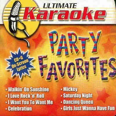 Ultimate Karaoke Disc UKA17402 - Front CDG