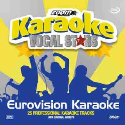 Zoom Karaoke Vocal Stars ZMVS021 - Front DJ song lists