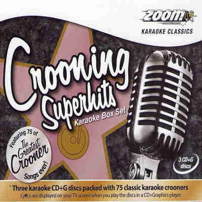 Zoom Karaoke ZCRNSH - Box - Front DJ & KJ song books and track lists