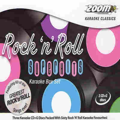 Zoom Karaoke ZRNRSH - Box - Front DJ & KJ song books and lists