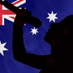 Australian And New Zealand Karaoke - Aussie Flag