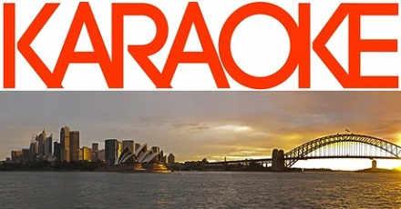 Australian And New Zealand Karaoke - logo