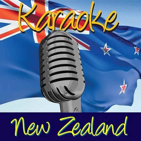 Australian And New Zealand Karaoke - NZ Flag