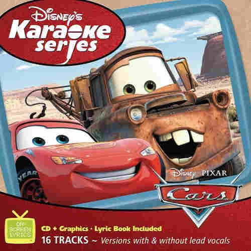 Disney Karaoke - Cars - discars