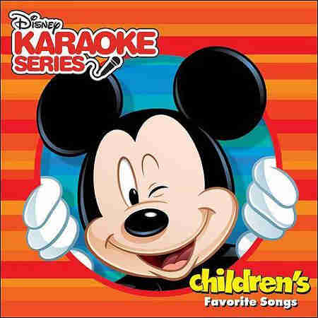 Disney Karaoke - Childrens Favourite Songs - DIS400302-PS4442