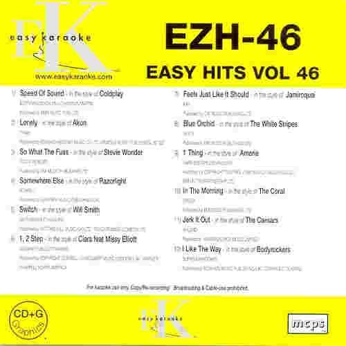 Easy Karaoke - EKI045