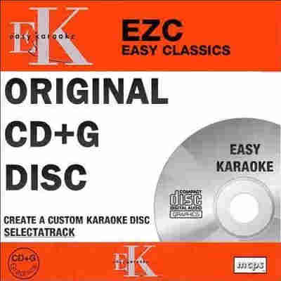 Easy Karaoke CDG Front General Logo