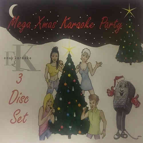 Easy Karaoke - Mega Christmas Party Pack